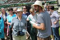 Přírodní zahradu v Trvalkové školce Florianus si návštěvníci mohou prohlížet už několikátým rokem. Letos se otevře v sobotu od 9 do 17 hodin.