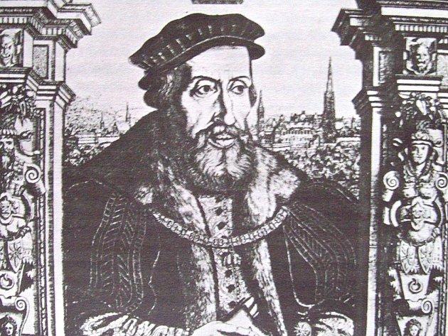CÍSAŘ Ferdinand I. Habsburský.