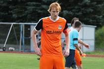 Milan Trávníček ze Sokola Slavonice ovládl anketu Deníku o nejpopulárnějšího fotbalistu na Jindřichohradecku.