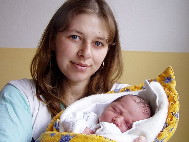 ANETA HRNEČKOVÁ z JINDŘICHOVA HRADCE Maminka Iva