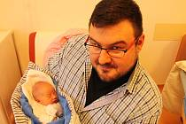 Hynek Krejcar, Příbraz.Narodil se 16. prosince v 8.51 hodin mamince Blance Krejcarové a tatínkovi Emanuelu Krejcarovi. Vážil 3570 gramů.
