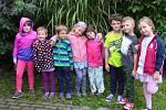 První školní den v základní škole v Plavsku.