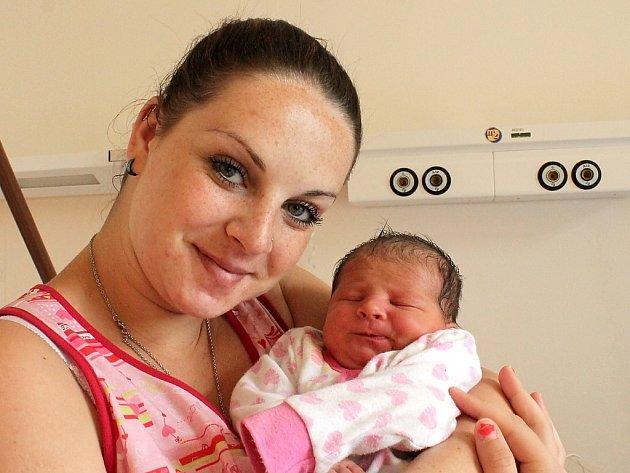 Klaudie Vopatová se narodila 22. května Michaele a Patriku Vopatovým z Dolní Radouně. Měřila 51 centimetrů a vážila 3750 gramů.