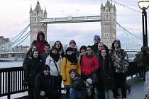 Studenti ze Střední odborné školy a Středního odborného učiliště v Jindřichově Hradci se vydali na jazykovou stáž do Londýna.