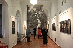 Jindřichohradecké muzeum fotografie. Ilustrační foto.