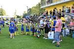 Na turnaji mladších přípravek v Kardašově Řečici se představilo 21 týmů.