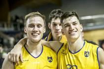 Budou mít hradečtí Lukáš Stegbauer (vlevo) a Radek Farský důvod k úsměvu i po prvoligovém derby s Pískem?