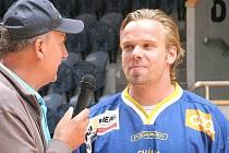 Útočníka Milana Michálka zpovídá jeho bývalý mládežnický trenér Jan Hanzálek.