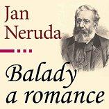 Obálka nové audioknihy Balady a Romance.