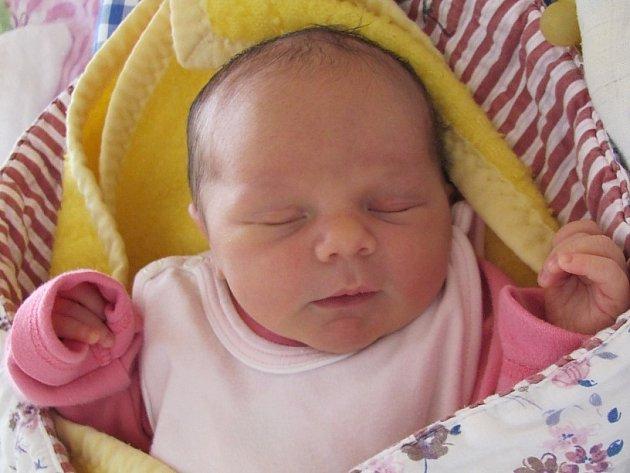 Emma Zajíčková se narodila 23. července Michaele Hermanové a Ondřeji Zajíčkovi z Třeboně. Vážila 3070 gramů a měřila 48 cm.