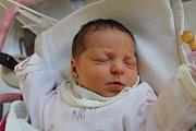 Šarlota Carvová, Kamenice nad Lipou.Narodila se 12. listopadu Daně Karáskové a Milanu Carvovi, vážila 3000 gramů a měřila 47 centimetrů.