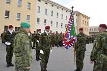 Jindřichohradečtí vojáci mají nového velitele.
