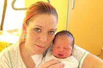 Tereza Klimešová se narodila 12. ledna v 8 hodin a 23 minuty Marcele a Miroslavu Klimešovým z Olšan. Vážila 3400 gramů a měřila 50 centimetrů.