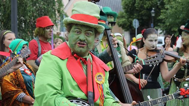 Vodnický festival se v Chlumu u Třeboně koná po osmnácté.