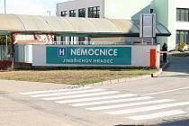 Ilustrační foto Nemocnice Jindřichův Hradec.