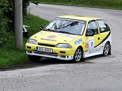 Kromě Rally Vysočina se na Jindřichohradecku jezdí Radouňská Rallye. Letos se při závodu zranil spolujezdec Petr Vilímek.