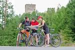 Česká Kanada v létě láká na cykloturistiku.