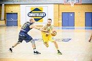 Hradečtí basketbalisté porazili na turnaji slovenský Svit 93:84.