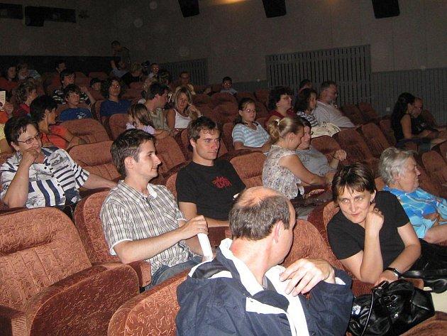 Suchdolský divadelní festival. Ilustrační foto.