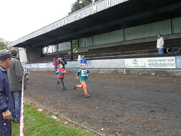 Sportovní areál v Chlumu u Třeboně. Ilustrační foto.