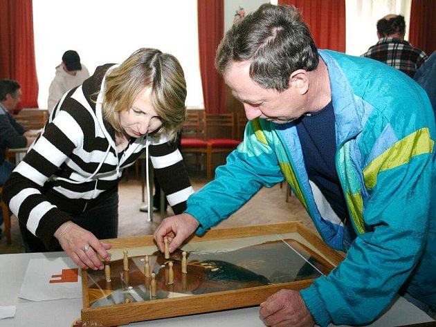 V sobotu se v Lodhéřově konal tradiční turnaj v káče.