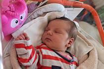 Tereza Hurbanová, Jindřichův Hradec.Narodila se 22. března Veronice a Michalu Hurbanovým, vážila 4 060 gramů a měřila 51 centimetrů.