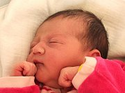 Marie Krásová se narodila 20. února Katce Krásové a Karlu Mejzlíkovi z Českých Budějovic. Měřila 50 centimetrů a vážila 2990 gramů.