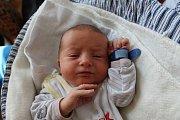 Matyáš Peca se narodil 4. srpna Nikole Krajcrové a Martinu Pecovi z Nové Bystřice. Vážil 3800 gramů.