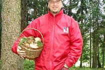I rockeři chodí na houby. Michal Chramosta.