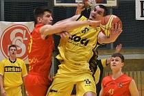 Jindřichohradečtí a písečtí basketbalisté patří k elitním prvoligovým týmům. V nadcházející sezoně by se atraktivní jihočeské derby mohlo hrát v rámci nejvyšší tuzemské soutěže Kooperativa NBL.