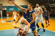 Jindřichohradečtí basketbalisté prohráli v Ostravě 81:98.