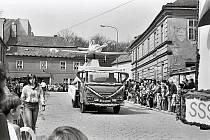 V příštím pokračování seriálu Jak jsme žili navštívíme jindřichohradecký první máj z roku 1980.