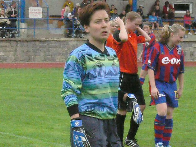 Jindřichohradecká Dagmar  Petrášová byla zvolena nejlepší gólmankou turnaje žen v malé kopané, který se konal v Borotíně.