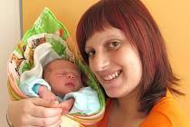 Jakub Boček z Malíkova nad Nežárkou se narodil 25. února 2011 Adéle a Michalovi Bočkovým. Měřil 49 centimetrů a vážil 3000 gramů.
