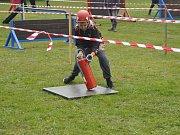 V Suchdole nad Lužnicí se konalo okresní kolo hry malých hasičů Plamen.