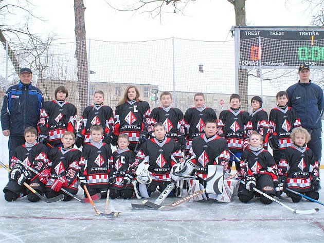 Oddíl Hokej Třeboň.