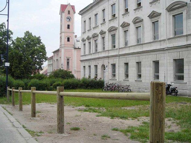 Základní škola ve Stráži nad Nežárkou.