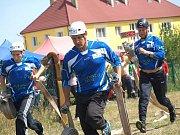 SDH HORNÍ MEZIŘÍČKO ztrácí dvě kola před koncem Jindřichohradecké hasičské ligy na první hasiče z Horního Pole čtyři body.
