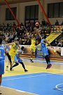 Jindřichohradečtí basketbalisté prohráli na palubovce Ústí nad Labem 72:88.