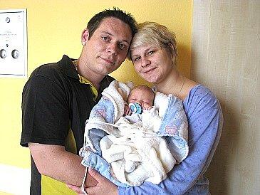 Anežka Brusová se narodila 10. září ve 12 hodin a 22 minut Ivaně Brusové a Janu Kubíčkovi z Horní Radouně. Vážila 3450 gramů a měřila 51 centimetrů.