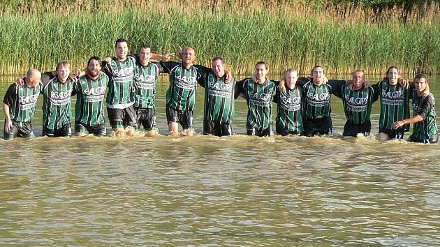 Fotbalový tým Novosedel