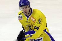 Jindřichohradečtí hokejisté potvrdili na ledě předposledního Trutnova roli favorita a zvítězili 5:3. O úvodní trefu Vajgaru se postaral centr třetí formace Jan Bula.