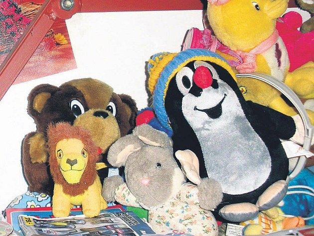 Dětský pokoj pětileté dívenky, která  náhle zemřela začátkem května v českobudějovické nemocnici.