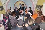 Ke koledám v Doňově hrála kytara.