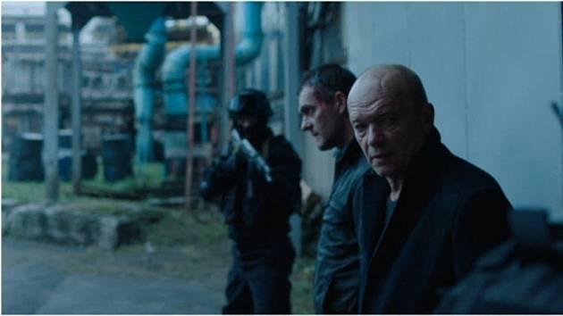 Z filmu Fabrika.