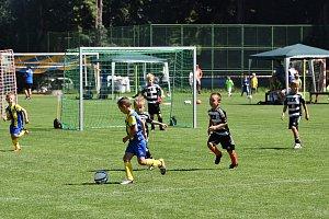 Řečický stadion v sobotu ožije velkým fotbalovým turnajem přípravek.