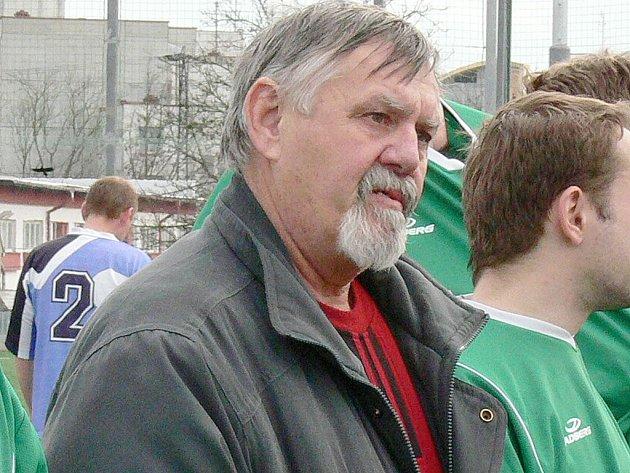 Oldřich Moravec z Lásenice.