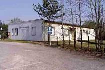 Turistická ubytovna v Tušti, místní části Suchdola nad Lužnicí.