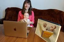 Lucie Augustovičová z Českých Budějovic je nyní na mateřské. Přesto se stíhá zabývat vědeckými otázkami.