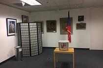 Češi mohou volit také na Generálním konzulátu České republiky v Los Angeles.